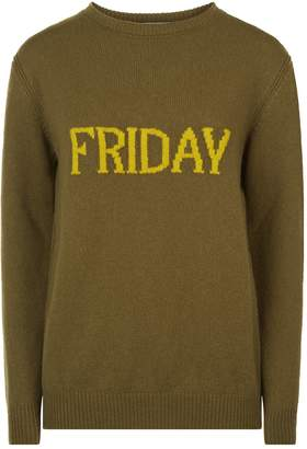 Alberta Ferretti Friday Long Sweater