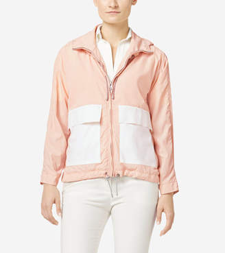 Cole Haan Grand Cropped Anorak