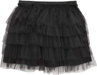 Plastic Jus Layered Tulle Skirt