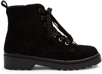 Topshop Bumble Leather Boots