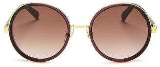 Jimmy Choo Women's Andie Round Sunglasses, 54mm