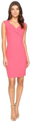 Ellen Tracy Crepe Dress Women's Dress