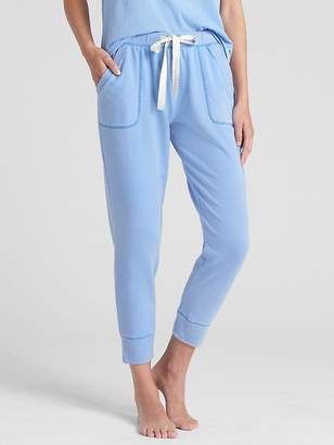 Gap Drawstring Joggers in French Terry