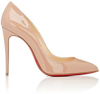 Christian Louboutin Women's Pigalle Follies Patent Leather Pumps $675 thestylecure.com