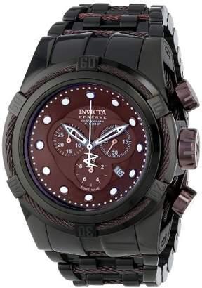 Invicta Men's 12749 Bolt Analog Display Swiss Quartz Black Watch