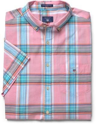Gant Short Sleeved Indian Madras Shirt