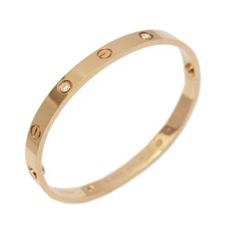 Cartier Love Gold Pink gold Bracelets