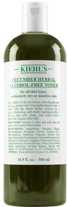 Kiehl's Cucumber Herbal Alcohol-Free Toner, 16.9 oz.
