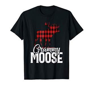 17c77fee94 Grammy Moose Matching Family Christmas Shirt Plaid Pajama