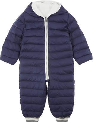 Moncler Fulbert nylon snowsuit 3-18 months