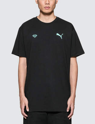 Puma X Diamond Logo S/S T-shirt