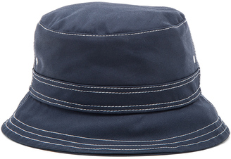 Thom Browne Lined Bucket Hat $175 thestylecure.com