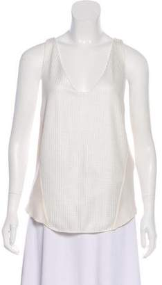 Ramy Brook Silk Sleeveless Top