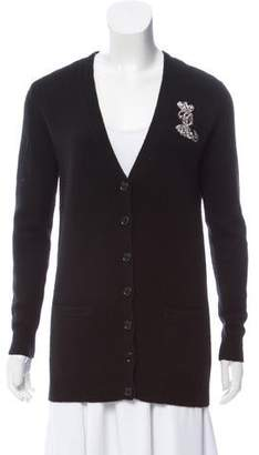 Ralph Lauren Wool Medium Knit Cardigan