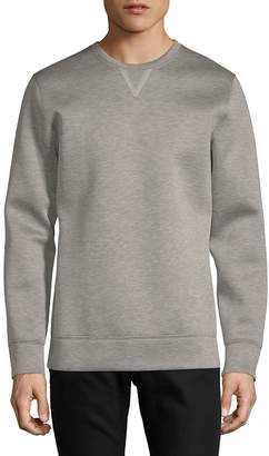 Helmut Lang Men's Crewneck Tape Detail Sweater