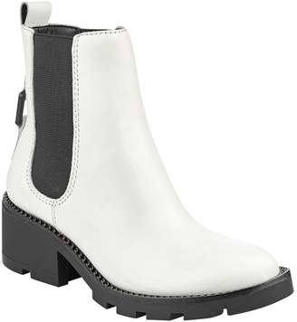 KENDALL + KYLIE Porter Leather Booties
