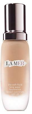 La Mer Women's The Soft Fluid Foundation SPF 20 - Chestnut