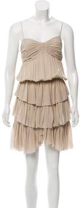 Isabel Marant Sleeveless Silk Dress