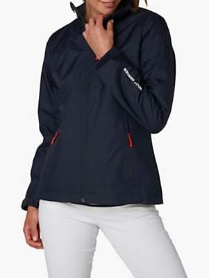 Helly Hansen Crew Midlayer Women's Waterproof Jacket, Navy