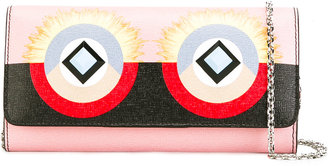 Fendi bug eye clutch bag $750 thestylecure.com