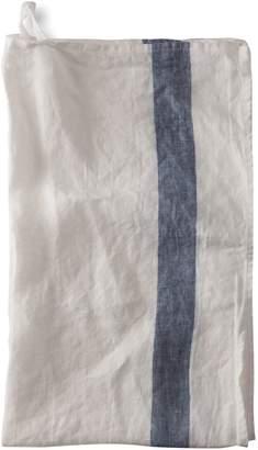 The Linen Works Arles Striped Linen Tea Towel