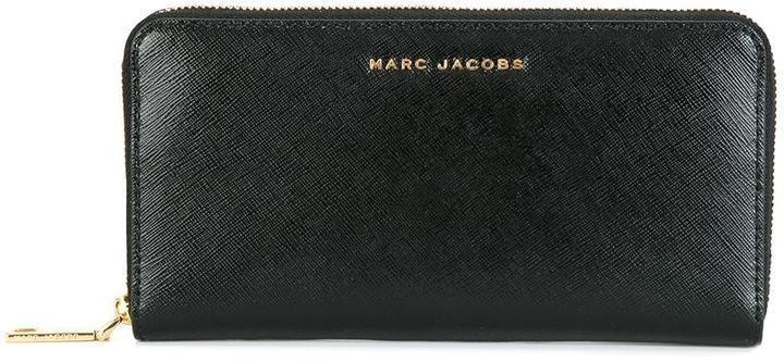Marc JacobsMarc Jacobs Saffiano Bicolour wallet