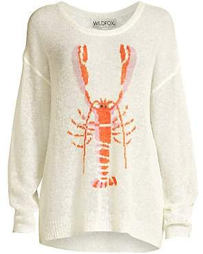 Wildfox Couture Women's Rock Lobster Pullover