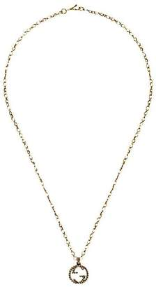 Gucci 18kt yellow gold GG necklace