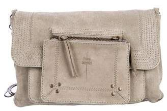Jerome Dreyfuss Suede Crossbody Bag