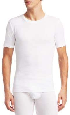 Calvin Klein Three-Pack Crewneck Cotton T-Shirts