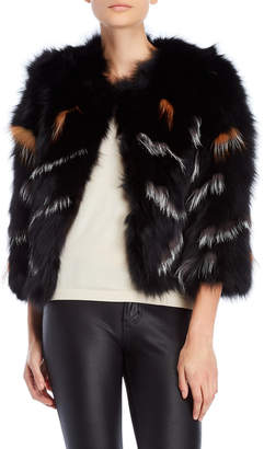Equipment Love Token Real Fur Jacket