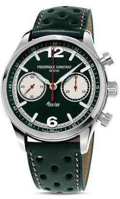 Frederique Constant Vintage Rally Healey Chronograph Watch, 42mm