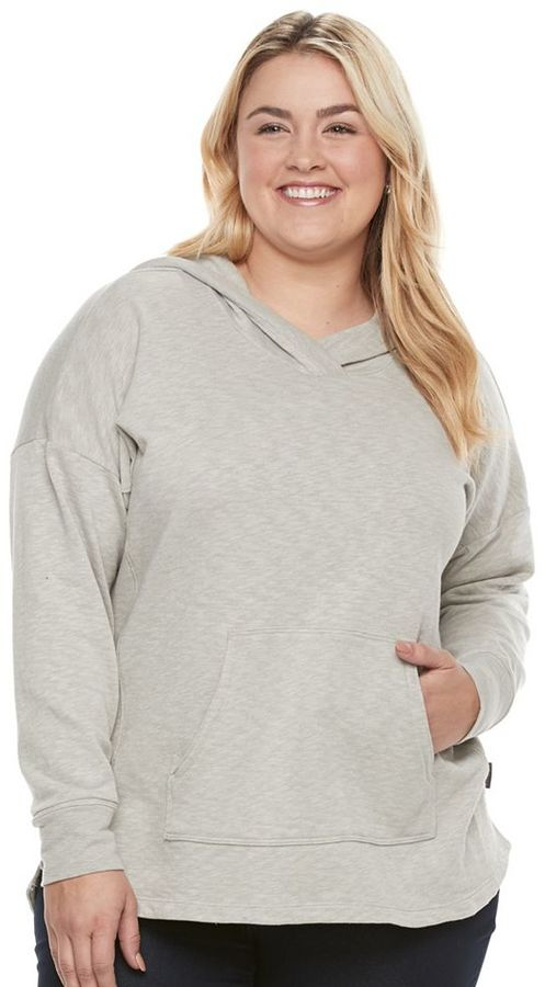 Columbia Plus Size Columbia Whitewater Bay Hoodie