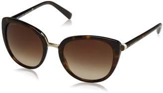 Bvlgari BV8177 5018G 53mm Sunglasses - Size: 53-20-140 - Color: Dark Havana