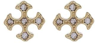 Shashi Faye Pave CZ Stud Earrings