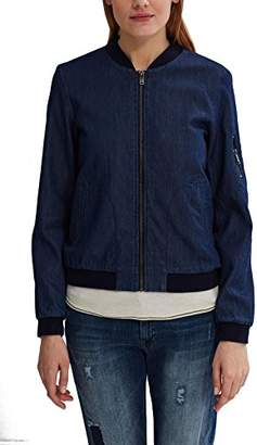 Esprit Women's 027EE1G025 Jacket,10 (Manufacturer Size: S)