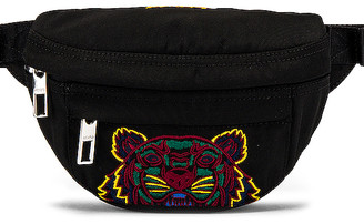Kenzo Canvas Tiger Belt Bag