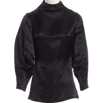 Beaufille Black Viscose Tops