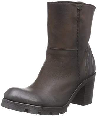 Bunker Women's Booty Cold Lined Classic Boots Half Length Brown Size: 5