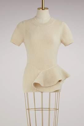 Lanvin Short-Sleeved Sweater
