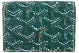 Goyard Business Card Case