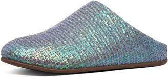 FitFlop Chrissie Sequin Slippers