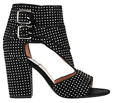 Laurence Dacade Rush Studded Suede Sandals $925 thestylecure.com