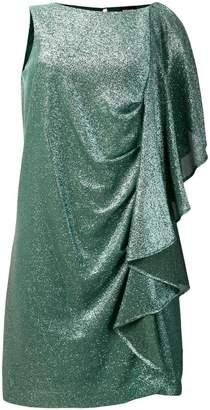 Just Cavalli ruffled party dress