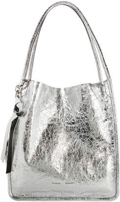 Proenza Schouler Metallic Leather Extra Large Tote