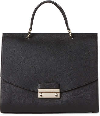Furla Onyx Julia Medium Top Handle Satchel