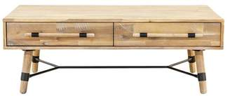Hudson Moe's Home Collection 2-Drawer Coffee Table