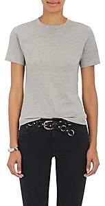 Acne Studios Women's Dorla Cotton T-Shirt - Gray