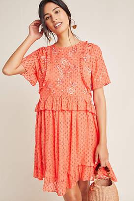 Ranna Gill Basilia Embroidered Tunic