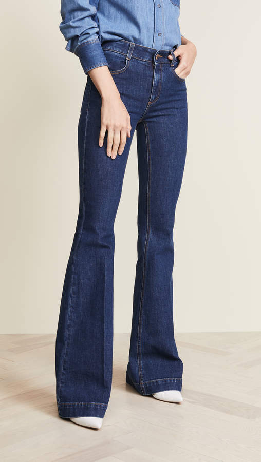 Stella McCartney The 70's Flare Jeans